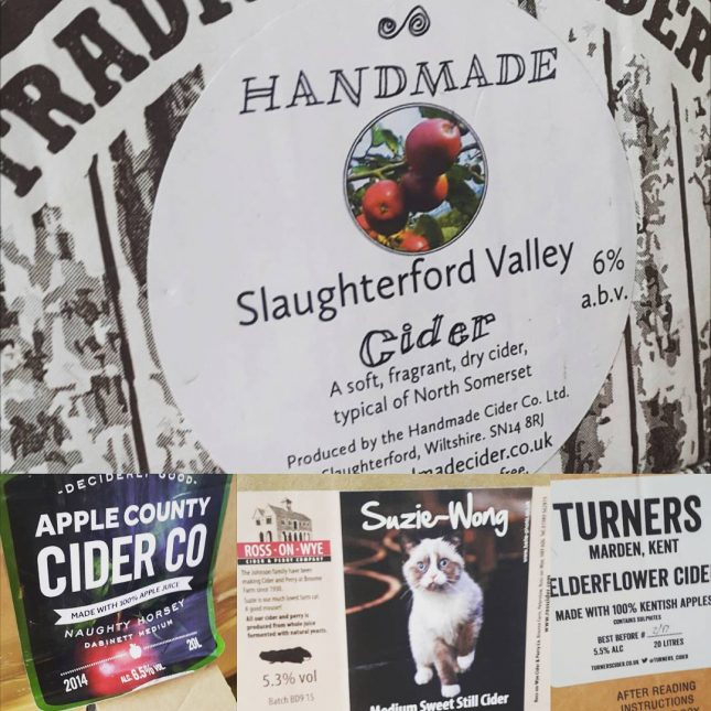 Cider festival at The Forest Tavern! Check out the tastyhellip