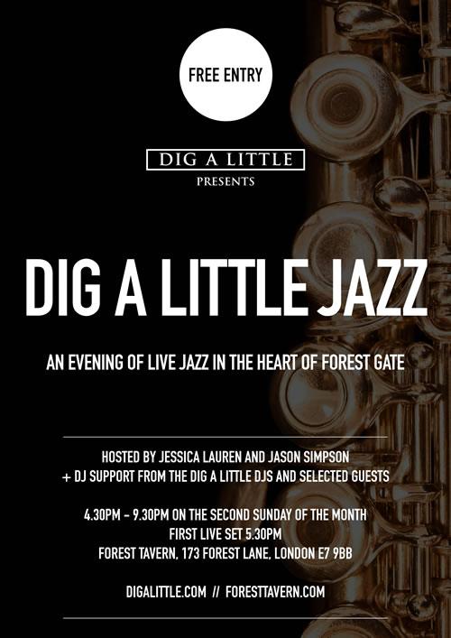 Dig a Little Jazz