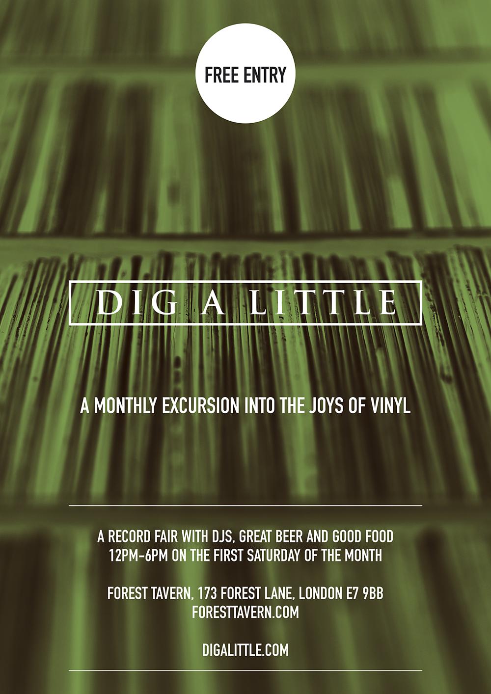 dig a little