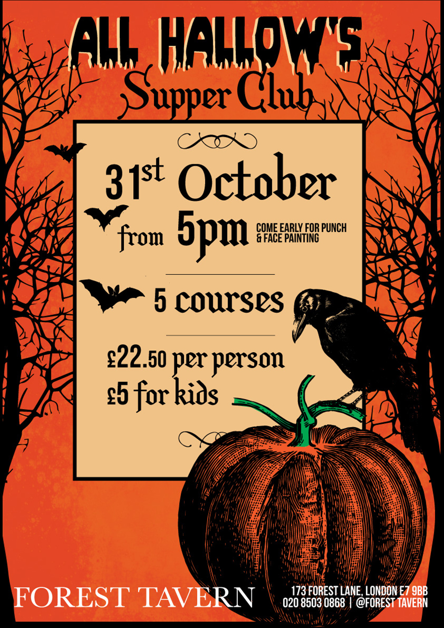 http://foresttavern.com/events/all-hallows-supper-club/