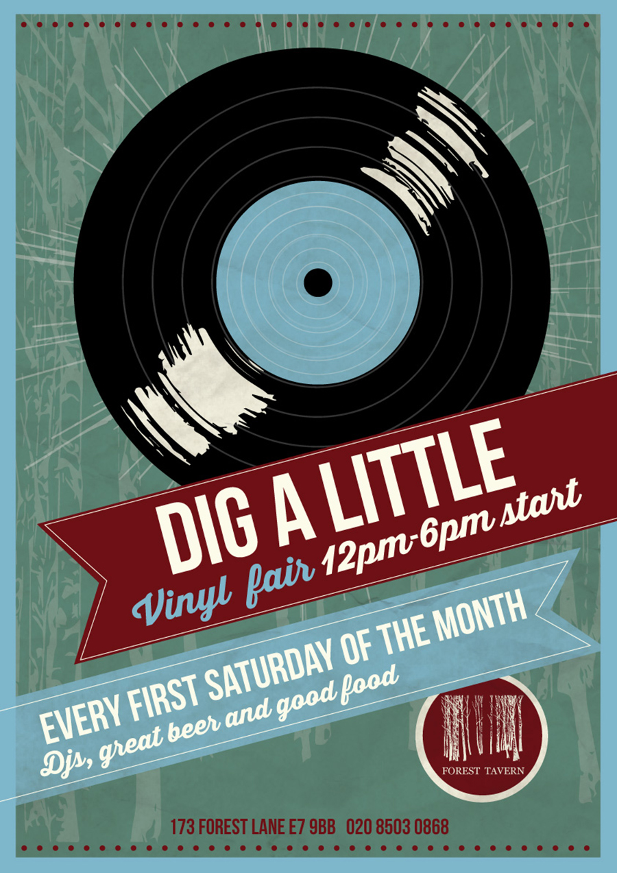 Dig A Little - Record Fair