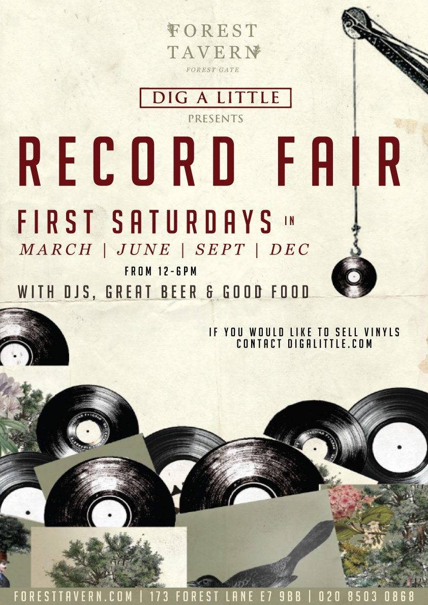 Dig-a-Little Record Fair