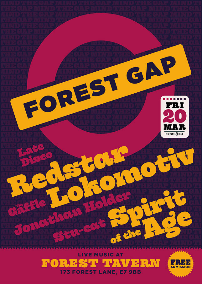 Forest Gap