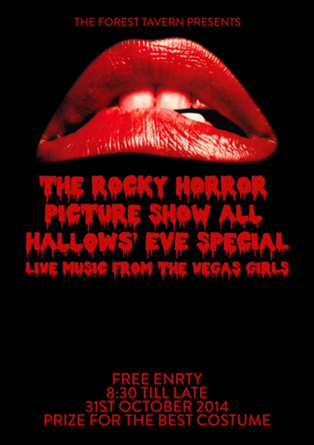 The Rocky Horror Picture Show All Hallows Eve Special