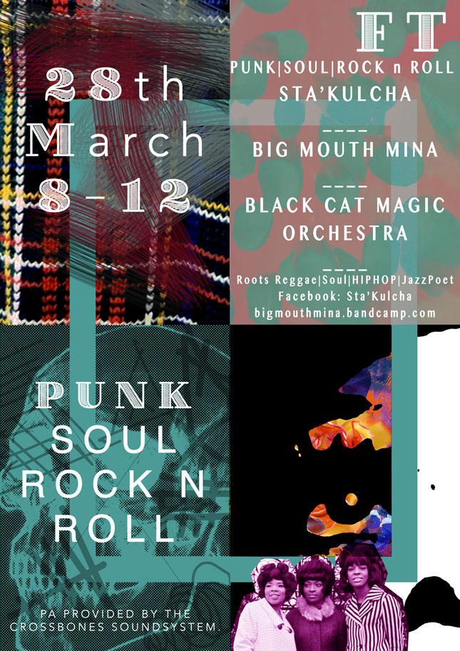 Punk | Soul | Rock n Roll